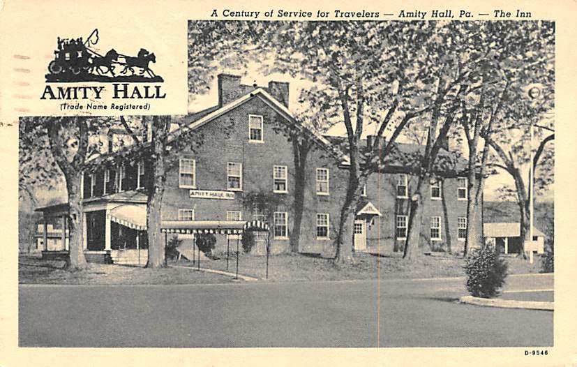 Amity Hall PA