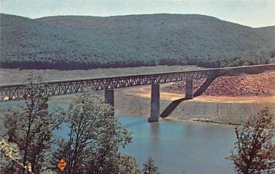 Cornplanter Bridge PA
