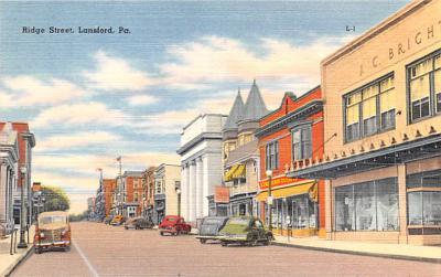 Lansford PA