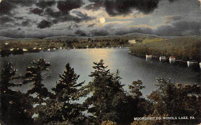 Winola Lake PA
