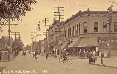 Corry PA