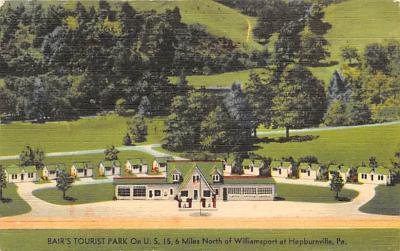 Hepburnville PA