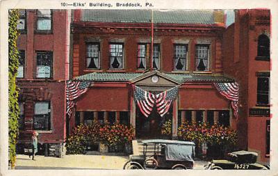 Braddock PA