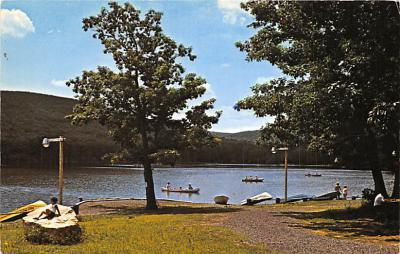 Locust Lake State Park PA