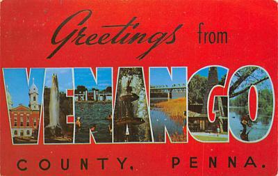 Venango County PA