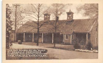 Carlisle Barracks PA
