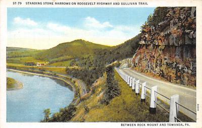Rock Mount PA