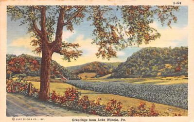 Lake Winola PA