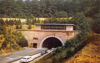 Blue Mountain Tunnel PA