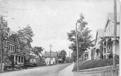 Bangor PA