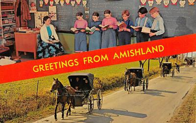 Amishland PA