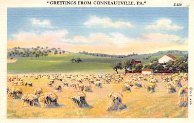 Conneautville PA