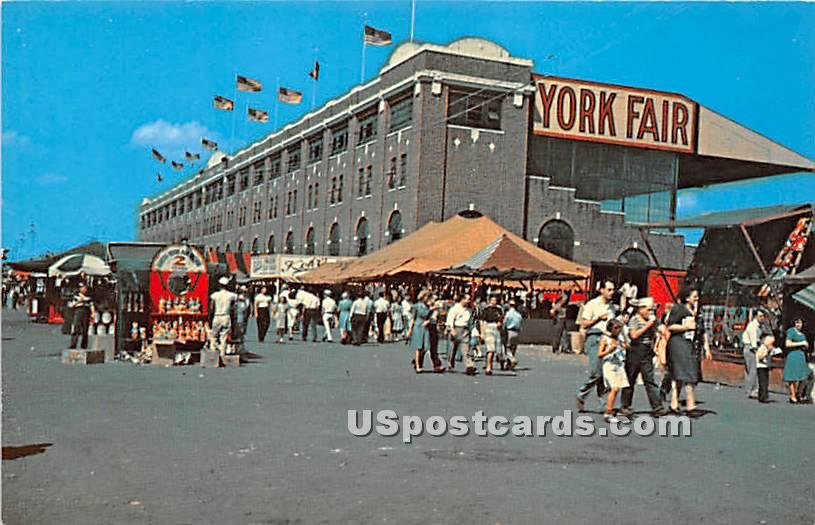 York, Pennsylvania PA Postcard