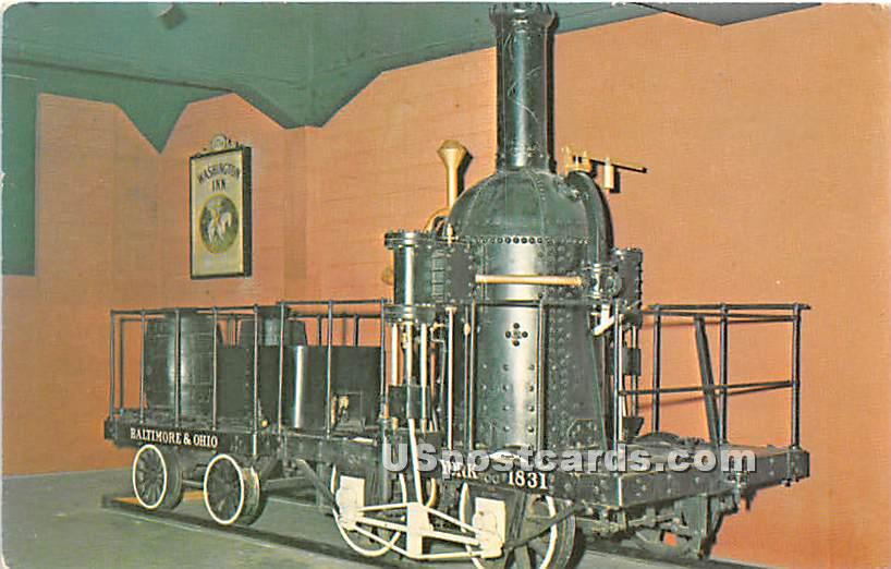 Museum of Historical Society of York County - Pennsylvania PA Postcard