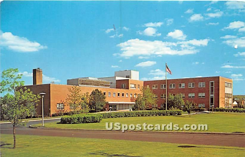 Memorial Osteopathic Hospital - York, Pennsylvania PA Postcard