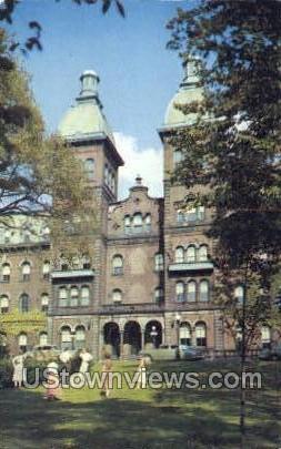 Washington & Jefferson College - Pennsylvania PA Postcard