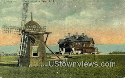 Rockledge - Narragansett Pier, Rhode Island RI Postcard