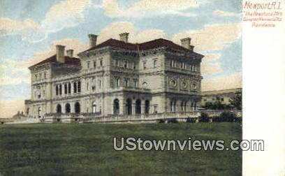 The Breakers - Newport, Rhode Island RI Postcard