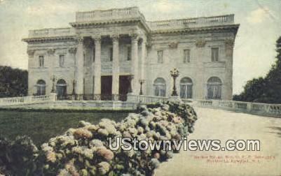 Marble House - Newport, Rhode Island RI Postcard
