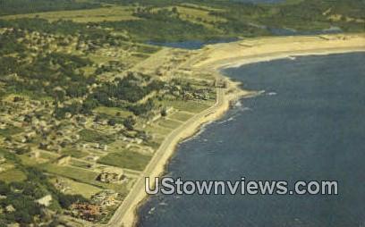 Narragansett Pier, Rhode Island,;  Narragansett Pier, RI, Postcard