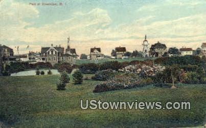 Riverview, Rhode Island, Postcard;  Riverview, RI,