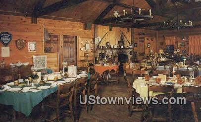 Country House - Cranston, Rhode Island RI Postcard