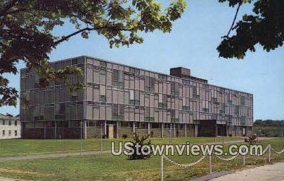 Bachelor Officer's Quarters - Newport, Rhode Island RI Postcard