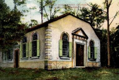 Old Goose Creek Church - Charleston, South Carolina SC Postcard