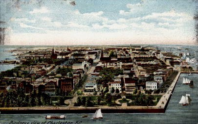 Charleston, S.C. - South Carolina SC Postcard