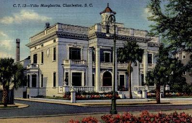 Villa Margherita - Charleston, South Carolina SC Postcard