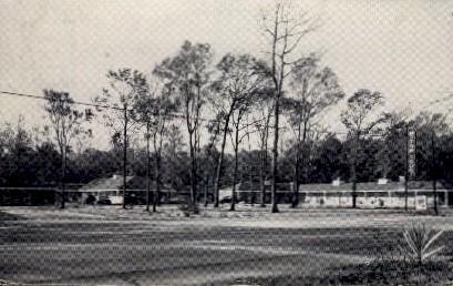 Lord Ashley Court - Charleston, South Carolina SC Postcard