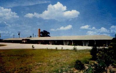 Cardinal Court - Florence, South Carolina SC Postcard