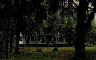 An Ante Bellum Home - Manning, South Carolina SC Postcard