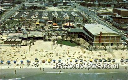 Amusement Park - Myrtle Beach, South Carolina SC Postcard