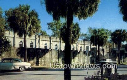 Beaufort Arsenal - South Carolina SC Postcard