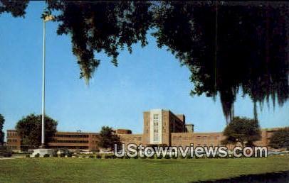 US Naval Hospital - Beaufort, South Carolina SC Postcard