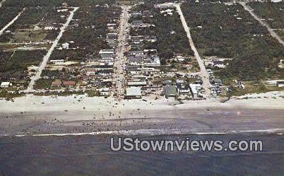 Atlantic Beach, South Carolina    ;    Atlantic Beach, SC Postcard