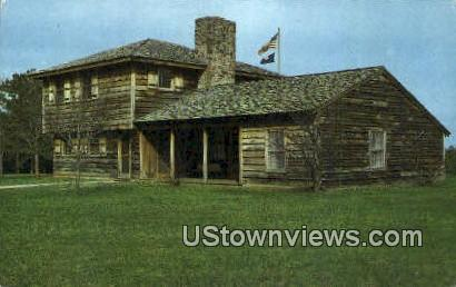 Andrew Jackson Historical State Park - Lancaster, South Carolina SC Postcard