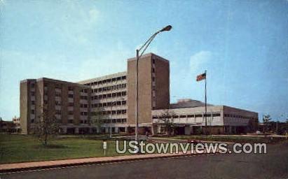 Greenville Memorial Hospital - South Carolina SC Postcard