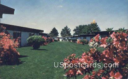 South of the Border Motel - South Carolina SC Postcard