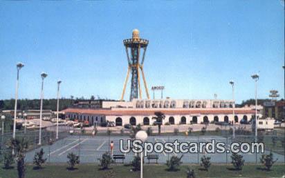 1 Million Elevator Tower, South of the Border - South Carolina SC Postcard