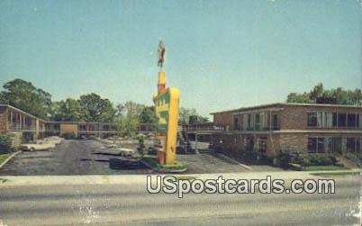 Holiday Inn - Orangeburg, South Carolina SC Postcard