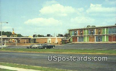 Holiday Inn - Anderson, South Carolina SC Postcard