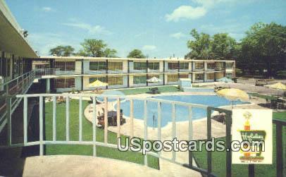 Holiday Inn - Florence, South Carolina SC Postcard