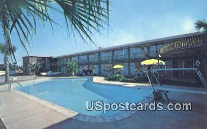 Horne's Motor Lodge - Florence, South Carolina SC Postcard