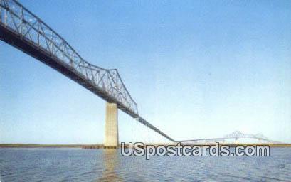 Cooper River Bridge - Charleston, South Carolina SC Postcard