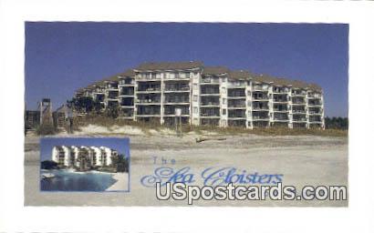 Sea Cloisters - Hilton Head, South Carolina SC Postcard