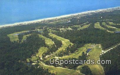Surf Golf Club - Ocean Drive Beach, South Carolina SC Postcard