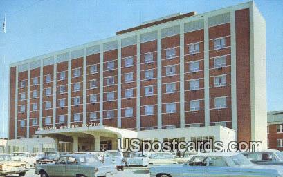 Anderson Memorial Hospital - South Carolina SC Postcard