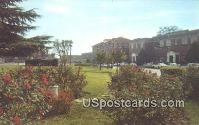 Campus of State College - Orangeburg, South Carolina SC Postcard